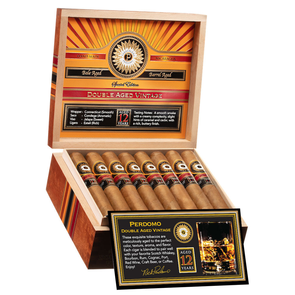 Load image into Gallery viewer, Perdomo Double Aged 12 Year Vintage Connecticut