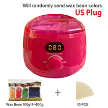 Load image into Gallery viewer, Electric Hair Removal Wax Machine