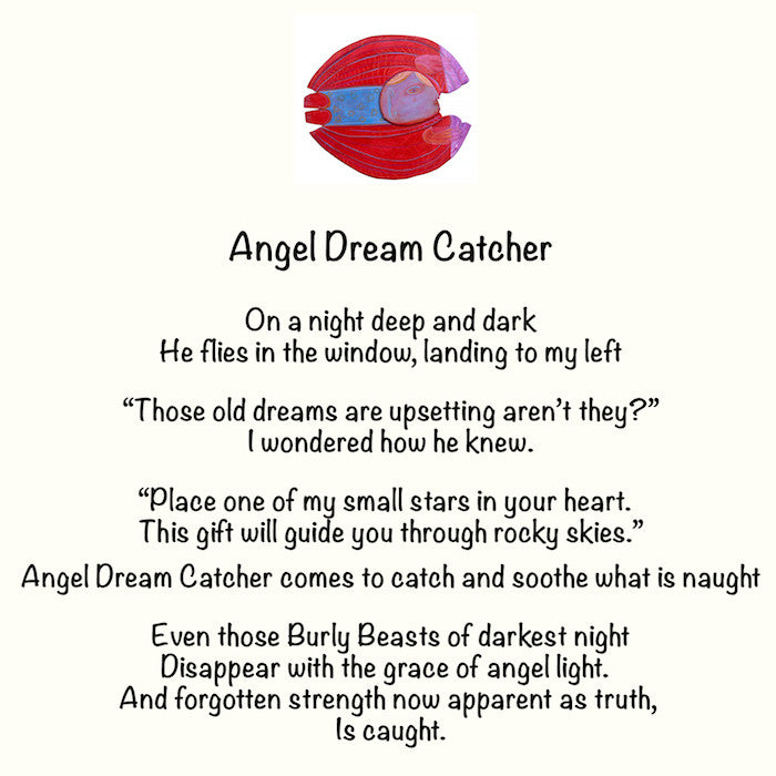 Angel Dream Catcher You've Been Angeled Delectable Truth About Dream Catchers