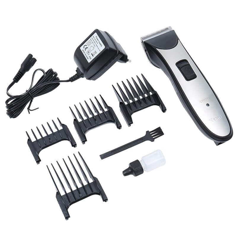 Kemei km-3909 Professional Trimmer for men, Cordless