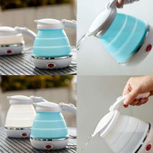 Load image into Gallery viewer, ELECTRIC FOLDABLE KETTLE, FOOD GRADE SILICONE FOLDING KETTLE