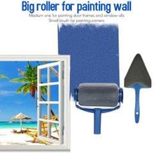 Load image into Gallery viewer, Anti-Drip Paint Roller Kits with Tanks