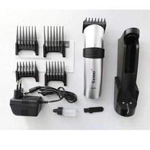 Load image into Gallery viewer, Kemei KM-609 Professional Rechargeable Hair Trimmer
