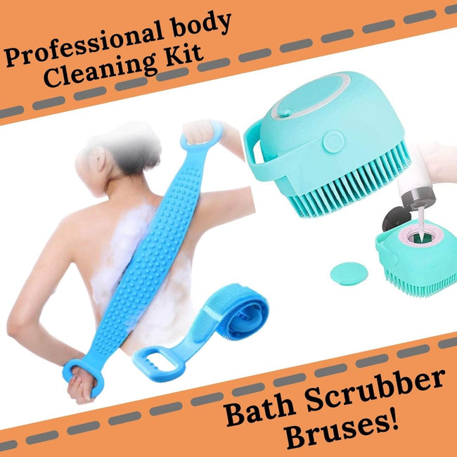 Professional Body Cleaning Combo Kit
