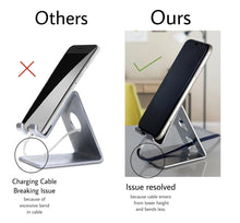 Load image into Gallery viewer, Cell Phone Stand, Desk Phone Holder (Buy 1 Get 1 Free)