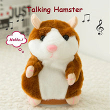 Load image into Gallery viewer, COPY TALKING HAMSTER TOY