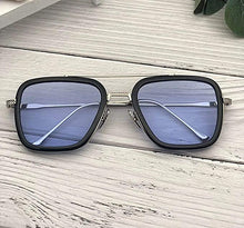 Load image into Gallery viewer, New Stylish Avengers Sunglasses L3000-silver-blue