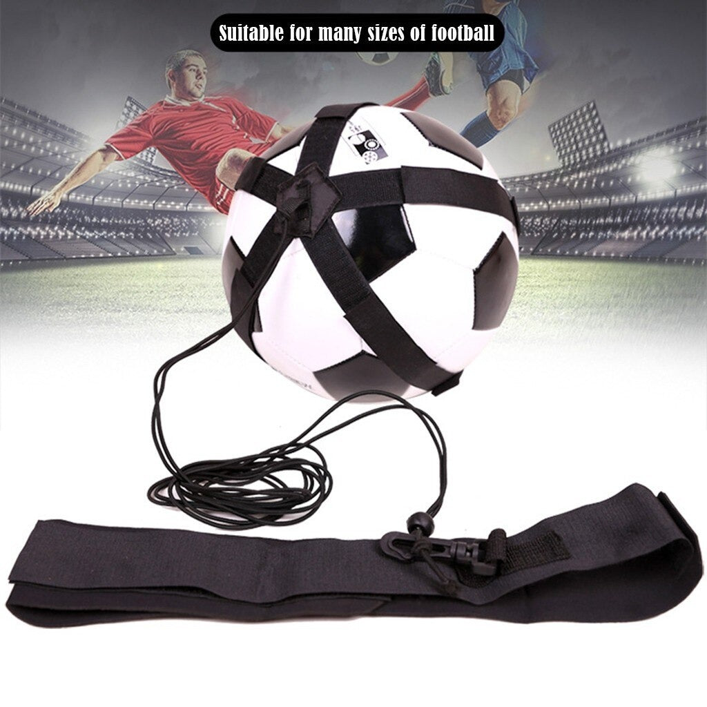 Football Kick Throw Solo Practice Training Kit ( Without FootBall)