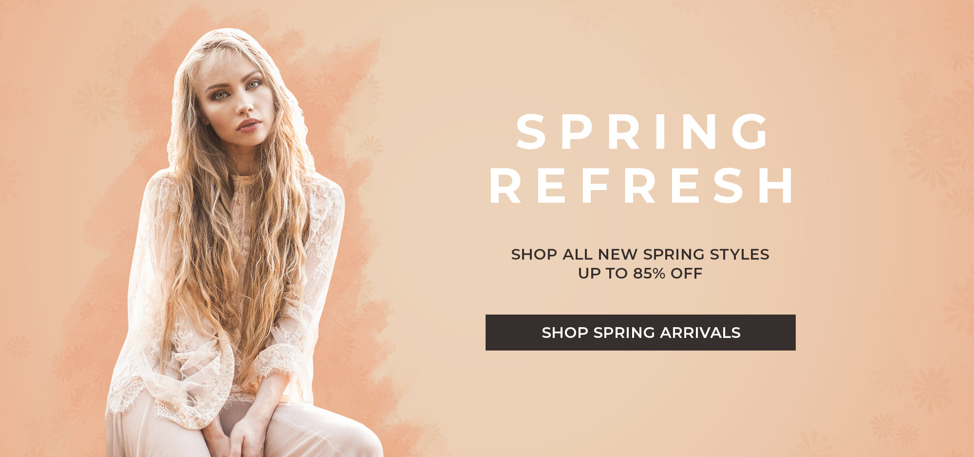 New Spring Arrivals