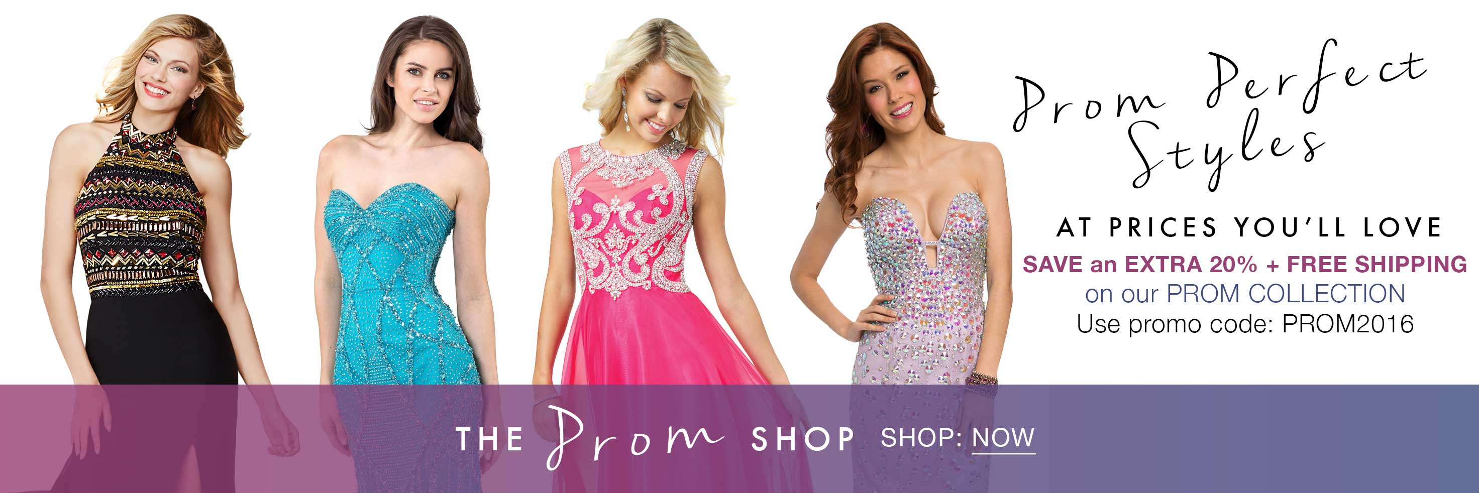 Prom Perfect Styles