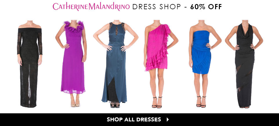 Shop all Catherine Malandrino Dresses