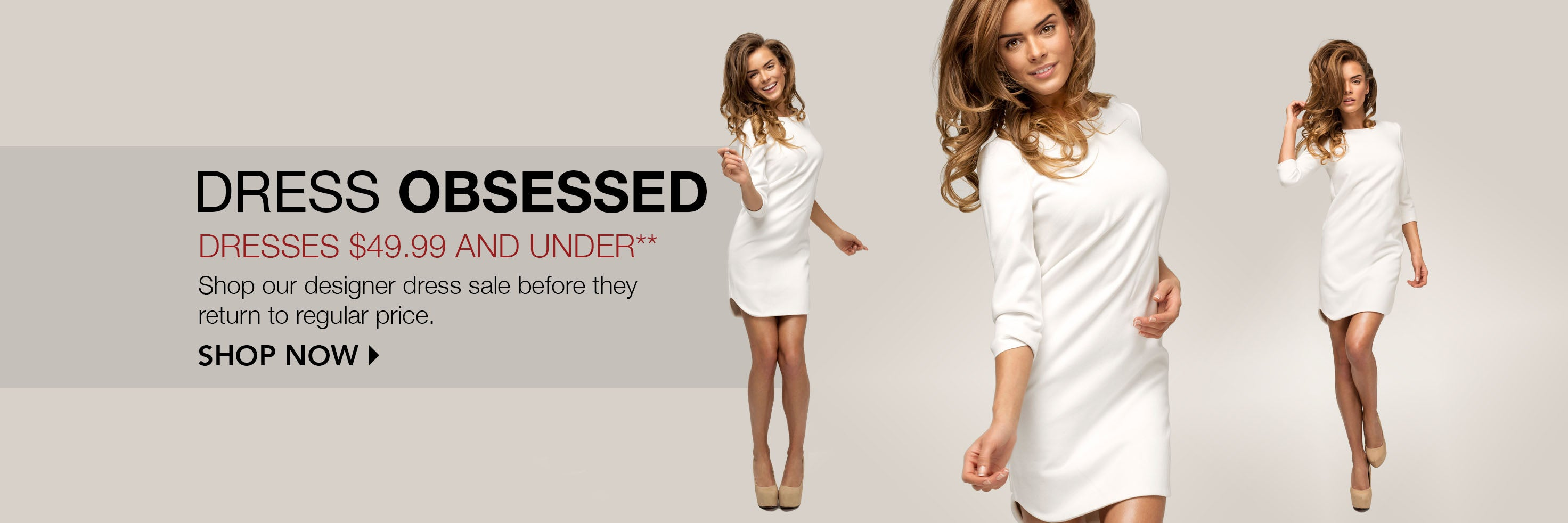 Dress Obsessed - Shop Designer Dress Sale