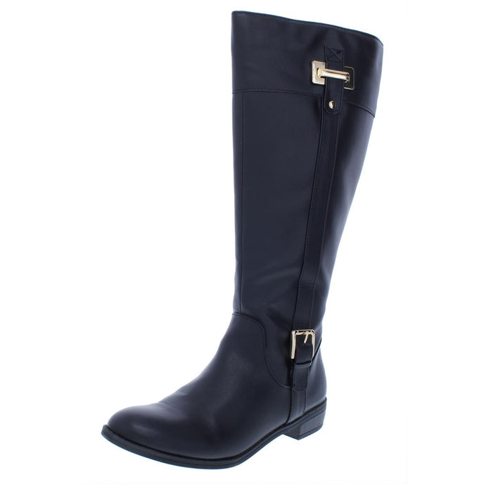 Karen Scott Womens Deliee Riding Boots