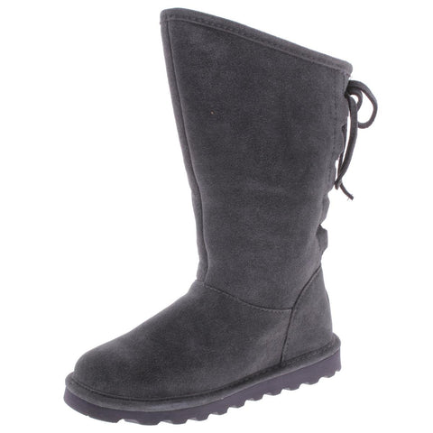 Bearpaw Womens Phylly Suede Cold Weather Winter Boots