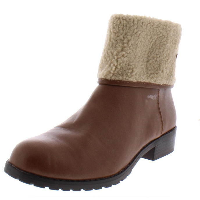 Style & Co. Womens Beana Ankle Cold Weather Booties