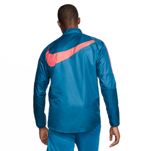 SEVILLA FC TURQUOISE RAINCOAT 20/21 ADULT