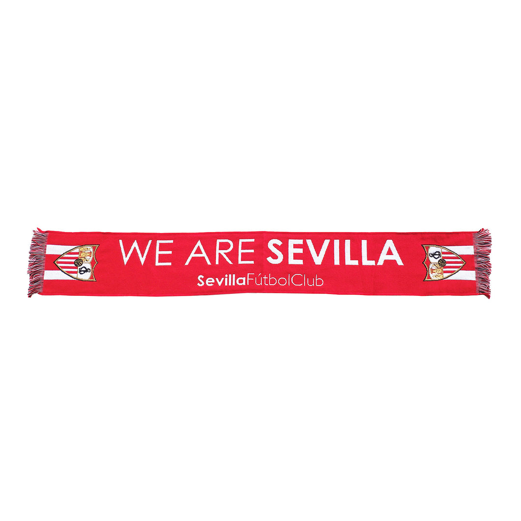 BUFANDA WE ARE SEVILLA