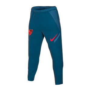SEVILLA FC 20/21 ADULT BLUE WALKING TROUSERS