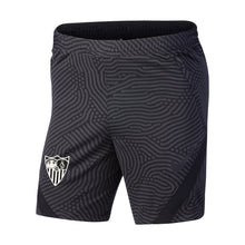 Load image in the gallery viewer, SHORT TRAINING BLACK SEVILLA FC 20/21 ADULT