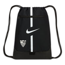 Load image in gallery viewer, GYMSACK NEGRO SEVILLA FC 21/22