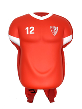 Load image in the gallery viewer, SEVILLA FC SHIRT FORM INTEGRAL BAG