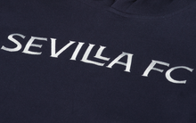Load image in gallery viewer, SEVILLA FC ADULT NAVY SWEATSHIRT WITH HAT