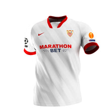 Load image in gallery viewer, SEVILLA FC CHAMPIONS T-SHIRT 20/21 ADULT