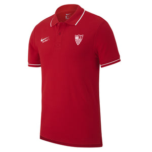 RED POLO FOR BOYS WALK 19/20