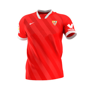 CAMISETA JUNIOR 2ª SEVILLA FC 20/21