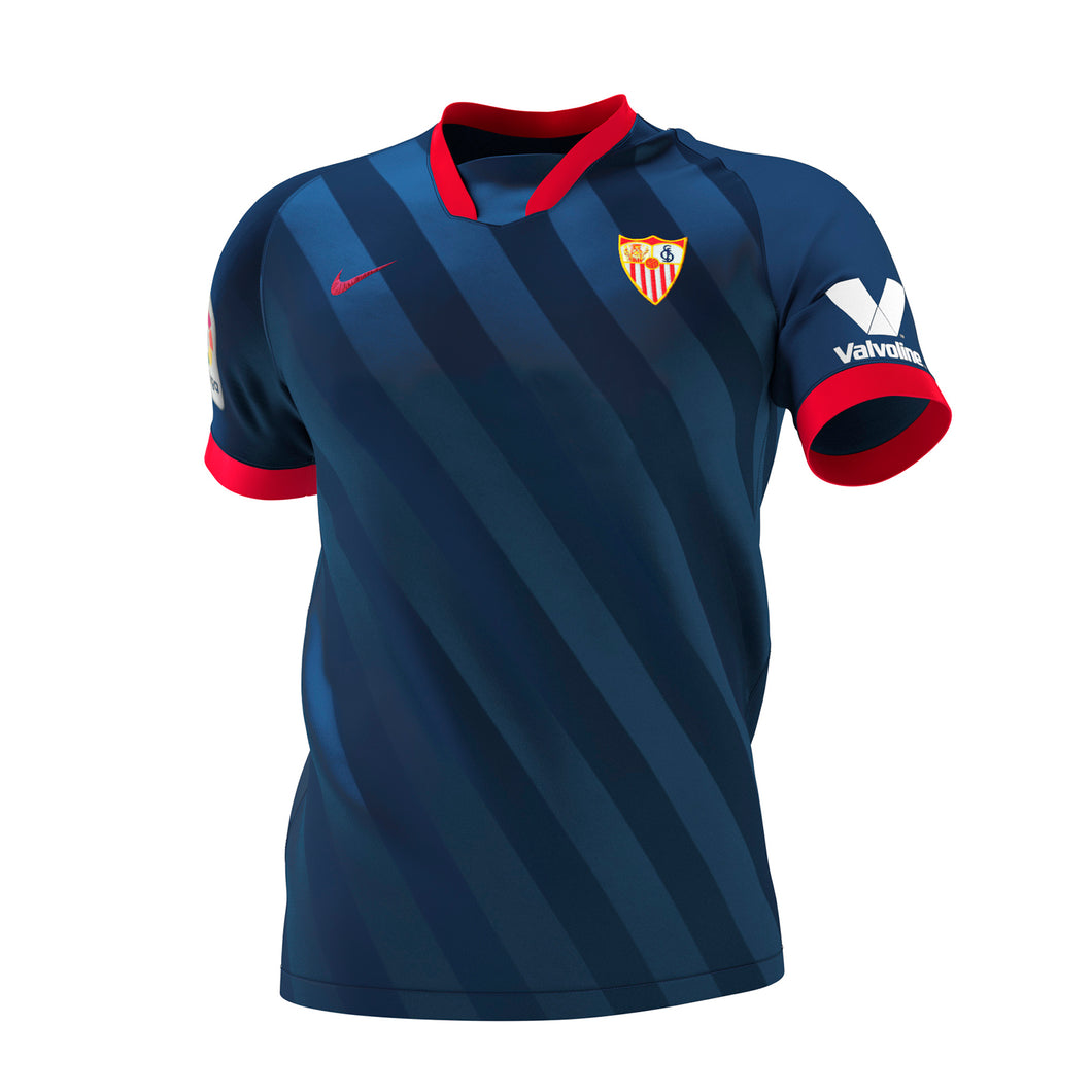 CAMISETA JUNIOR 3ª SEVILLA FC 20/21