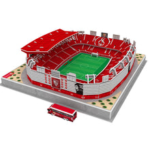 Load image in gallery viewer, REPLICA 3D MODEL STADIUM WITH LIGHT SEVILLA FC
