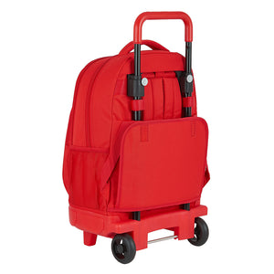 LARGE BACKPACK WITH COMPACT WHEELS SEVILLA FC
