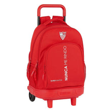 Load image in gallery viewer, LARGE BACKPACK W / COMPACT WHEELS SEVILLA FC