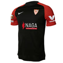 Load image in gallery viewer, SEVILLA FC 3nd CHAMPIONS T-SHIRT 21/22 ADULT