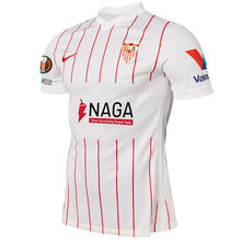 Load image in gallery viewer, SEVILLA FC 1nd CHAMPIONS T-SHIRT 21/22 ADULT