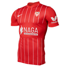 Load image in gallery viewer, SEVILLA FC SECOND T-SHIRT 2/21 ADULT