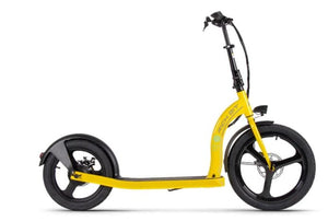 Rich Bit - The Luxurious Folding Electric Scooter