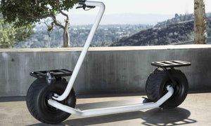 Smart Electric Scooty