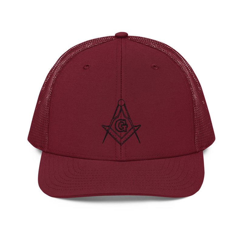 Freemason Trucker Cap