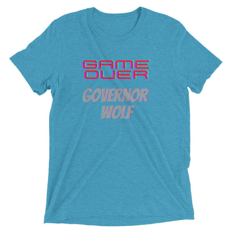 Game Over Wolf Unisex T-Shirt