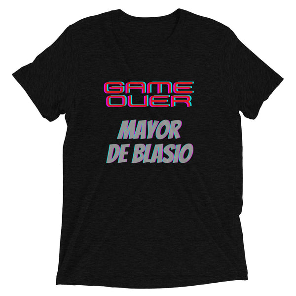 Game Over de Blasio