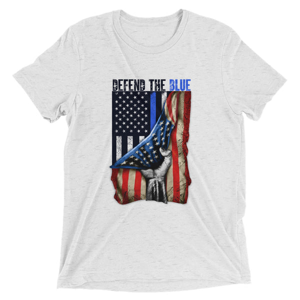 Defend The Blue Unisex T-Shirt