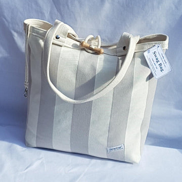 Swag Bag - Large Silver