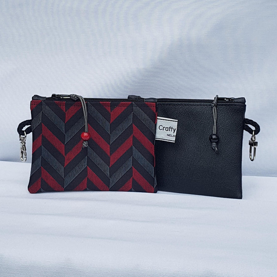 purse-herringbone-blk-cherry