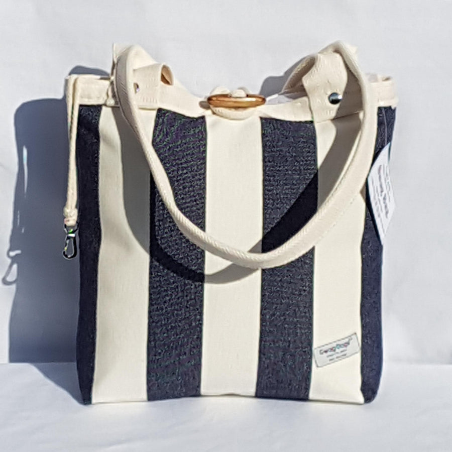 swag bag - small - navy