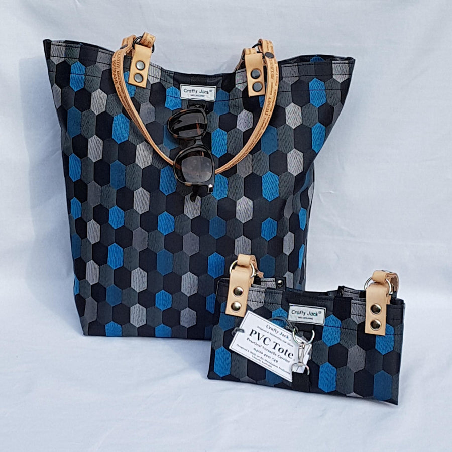 tote-honeycomb-blk-sapphire
