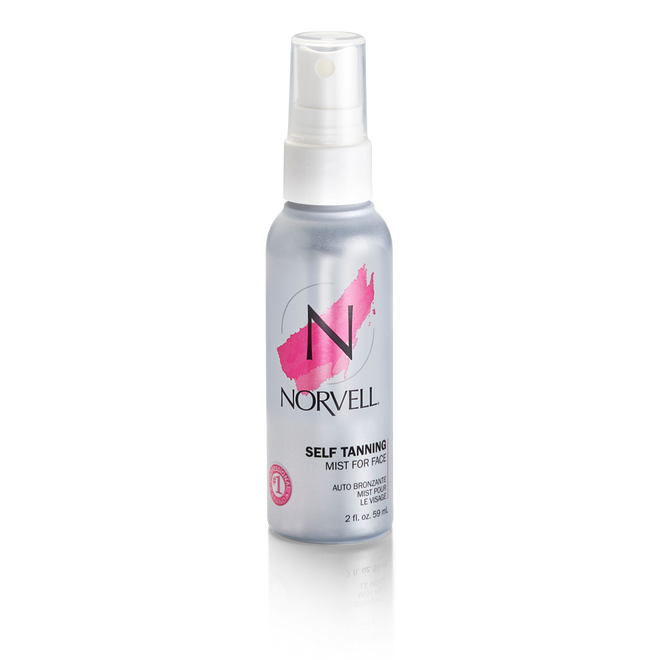 NORVELL SUNLESS FACE MISTS