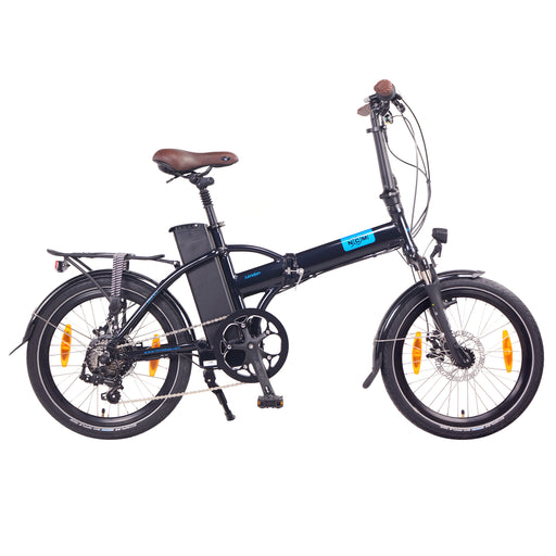 NCM London Folding E-Bike, 250W, 36V 15Ah 540Wh Battery.