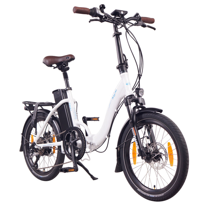 NCM Paris+ Folding E-Bike, 250W, 36V 19Ah 684Wh Battery.