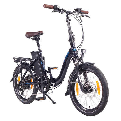 NCM Paris Folding E-Bike 250W 36V 15Ah 540Wh Battery.